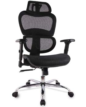 8: Smugdesk Ergonomic Office Chair High Back Mesh Chairs
