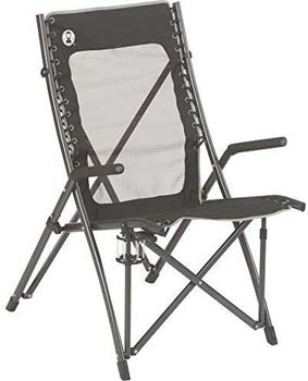 8. Coleman ComfortSmart Suspension Camping Chair