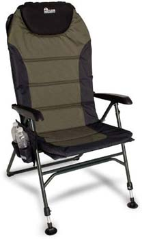 3: Earth Ultimate 4-Position Outdoor Chair w. New Adjustable Front Legs