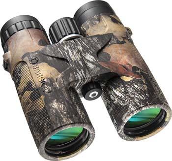 9: BARSKA Waterproof Roof Prism Blackhawk Binoculars