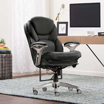 9: Serta Works Ergonomic Executive Office Chair