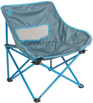 5: Coleman Kickback Breeze Folding Chair