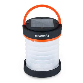 1: SUAOKI Led Camping Lantern Lights Rechargeable Battery