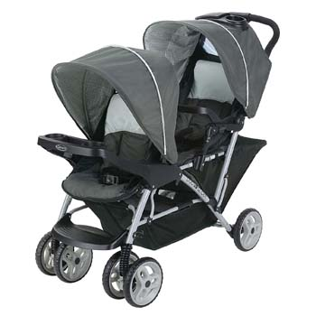 9. Graco DuoGlider Double Stroller