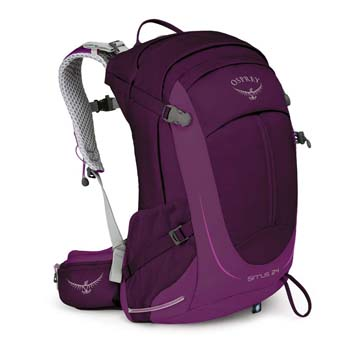 5: Osprey Packs Sirrus 24 Women's Hiking Backpack