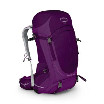 2: Osprey Packs Sirrus 36 Women's Hiking Backpack