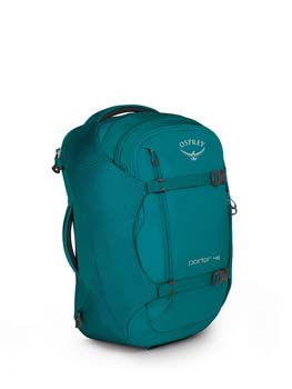6: Osprey Packs Porter 46 Travel Backpack