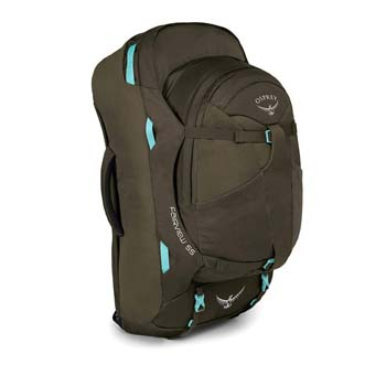 1: Osprey Packs Fairview 55 Women's Travel Backpack
