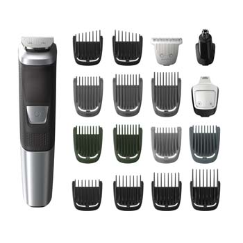 9: Philips Norelco Multi Groomer MG5750/49 - 18 piece