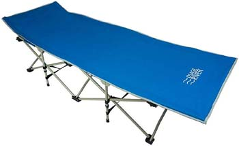 7: OSAGE RIVER Folding Camping Cot with Carry Bag, Portable, and Lightweight Bed