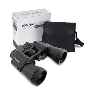 3: RONHAN 20x50 High Power Military Binoculars