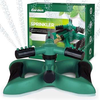 9. Signature Garden Three-Arm Sprinkler