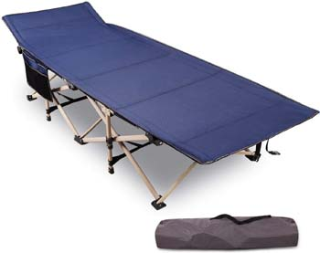 5: REDCAMP Folding Camping Cots for Adults