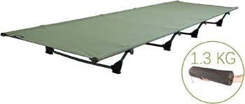 10. DESERT WALKER Camping cots, Outdoor Bed Ultra Lightweight Bed Portable cot
