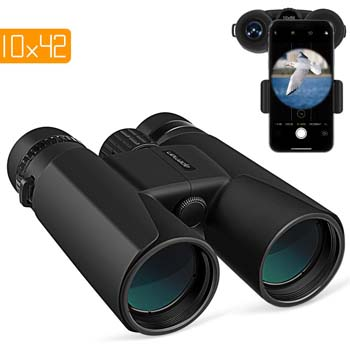 8: APEMAN 10X42 HD Binoculars for Adults