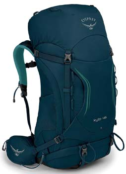 4: Osprey Packs Kyte 46 Women's Backpacking Backpack