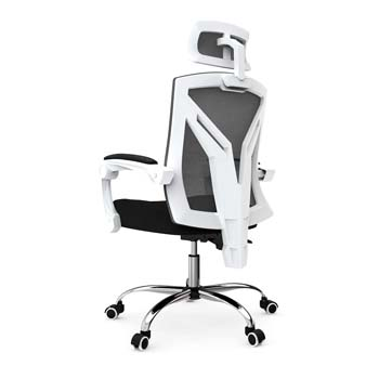 4: Hbada Ergonomic Office Chair - High-Back Desk Chair Racing Style