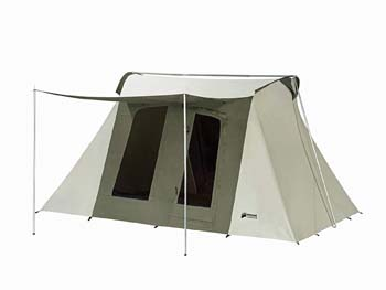 1: Kodiak Canvas Flex-Bow Deluxe 8-Person Tent