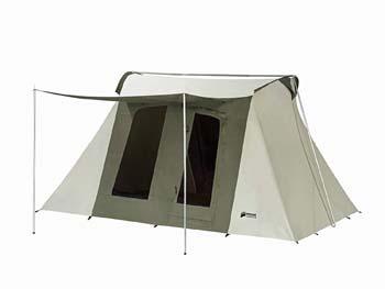 1: Kodiak Canvas Flex-Bow Deluxe 8-Person Tent