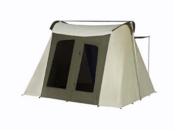 2: Kodiak Canvas Flex-Bow 6-Person Canvas Tent, Deluxe