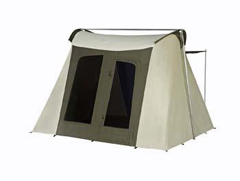 2: Kodiak Canvas Flex-Bow 6-Person Canvas Tent, Deluxe