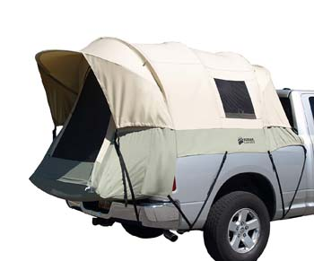 7: Kodiak Canvas Truck Bed Tent