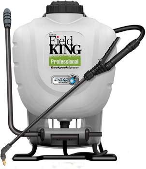 4. D.B. Smith Field King Professional 190328 No Leak Pump Backpack Sprayer