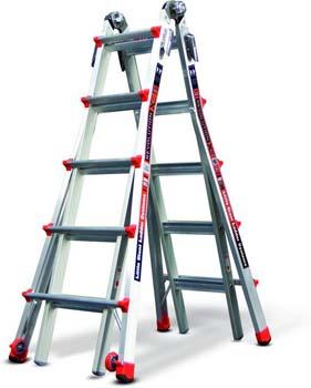 7. Little Giant Ladder Systems 12022 Revolution Multi-Use Ladder