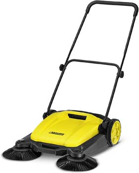 10. Karcher 1.766-303.0 S650 Cleaner, Yellow/Black