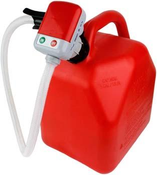 8. TERAPUMP 3rd Gen - No More Gas Can Lifting/Fuel Transfer Pump