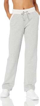 3. Champion Women's Fleece Open Bottom Pant