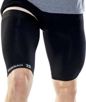 2. Zensah Thigh Compression Sleeve