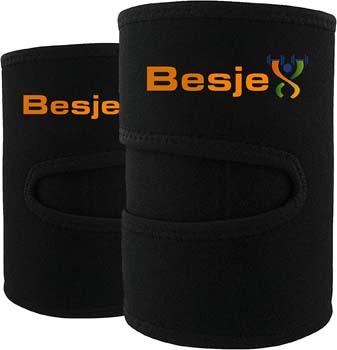 10. Besjex Thigh Trimmer Wrap Leg Trainer