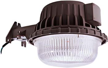 6. Bobcat LED Area Light 80 Watts Dusk to Dawn Photocell Included