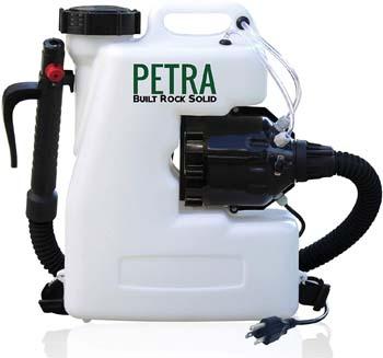 10. Petra Electric Fogger Atomizer Backpack Sprayer