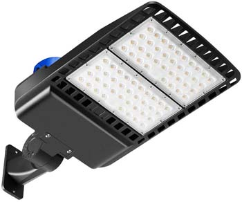 9. SHOPLED LED Parking Lot Light 200W