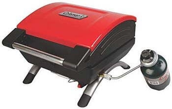 8. Coleman NXT Lite Tabletop Propane Grill