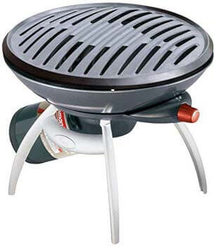 10. Coleman Party Propane Grill