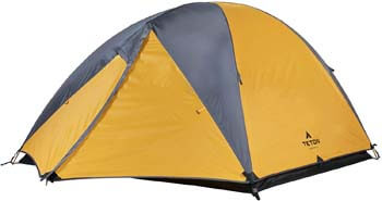 2. TETON Sports Mountain Ultra Tent 1 to 4 Person Backpacking Dome Tent for Camping