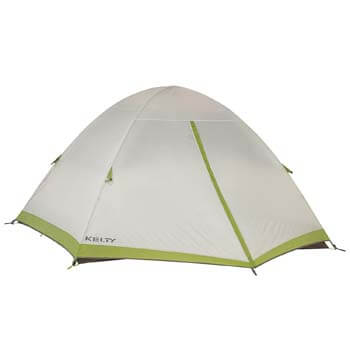 10. Kelty Salida Camping and Backpacking Tent, 4 Person