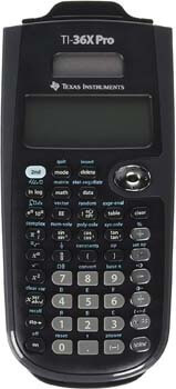 10. Texas Instruments TI-36X Pro Scientific Calculator