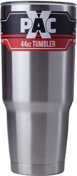 6. Maxam X-PAC Double Vacuum Wall Stainless Steel Tumbler