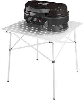 4. Coleman Gas Grill   Portable Propane Grill for Camping & Tailgating