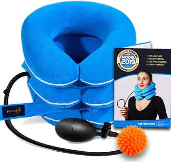 1. NeckFix Cervical Neck Traction Device by NeckFix