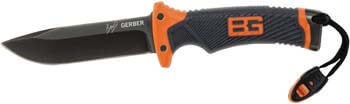 6. Gerber Bear Grylls Ultimate Knife, Fine Edge [31-001063]