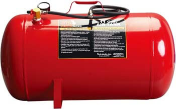 2. Big Red T88011 Torin Portable Horizontal Air Tank with 50