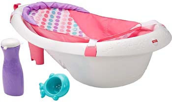 6. Fisher-Price 4-in-1 Sling 'n Seat Tub