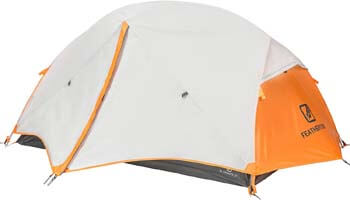1. Featherstone 2 Person Backpacking Tent Lightweight