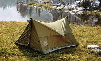 7. River Country Products Trekker Tent 2, Trekking Pole Tent, Ultralight Backpacking Tent