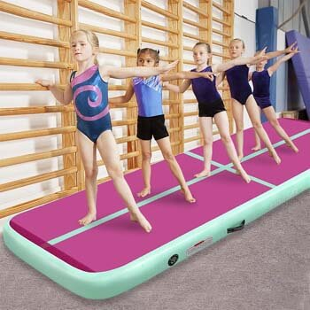 8. FBSPORT 8inches/4 inches Thickness Airtrack Mat